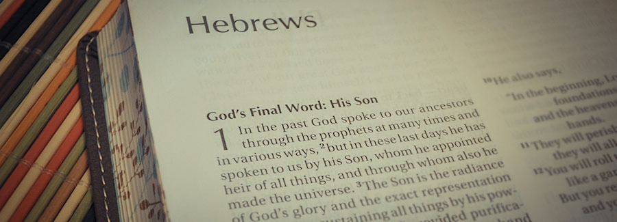 Jesus Helps us to Understand God's Nature (Hebrews 1:1-2)