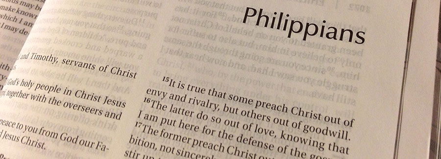 Summary of the Book of Philippians