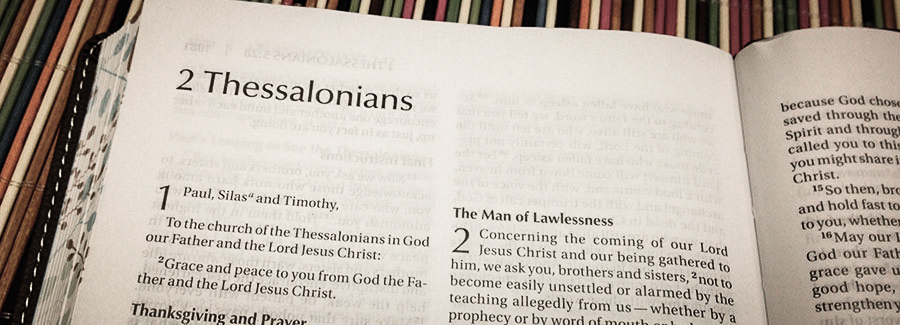 Summary of the Book of II Thessalonians